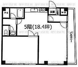 東武東上線 北池袋駅 徒歩11分の賃貸事務所