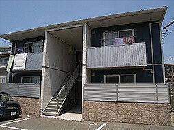 ビーウィズA棟[1階]の外観