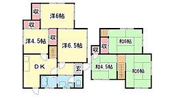 [一戸建] 兵庫県神戸市北区若葉台1丁目 の賃貸【/】の間取り