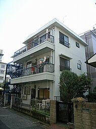 宝田マンション[1階]の外観