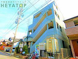 愛知県名古屋市南区堤町2の賃貸マンションの外観