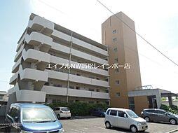 香川県高松市松縄町の賃貸マンションの外観