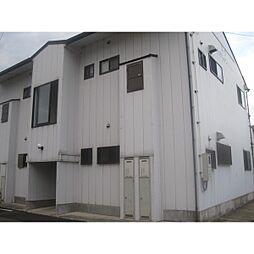 武知マンション7[1階]の外観