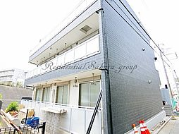 神奈川県藤沢市善行7丁目の賃貸マンションの外観