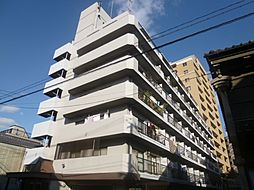 大阪府大阪市天王寺区四天王寺2丁目の賃貸マンションの外観