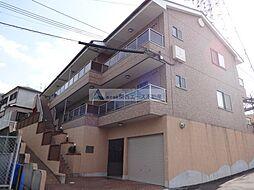 大阪府東大阪市池之端町の賃貸マンションの外観
