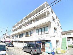 清水ビル[4階]の外観
