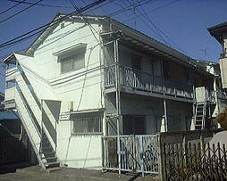サンハイツ[105号室]の外観