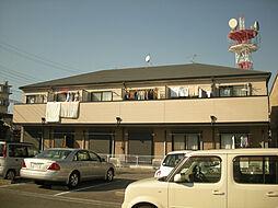 大阪府和泉市府中町6丁目の賃貸アパートの外観