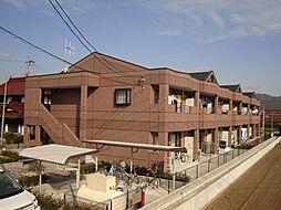 広島県東広島市西条町下見の賃貸アパートの外観