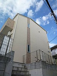 フルール井土ヶ谷[107号室]の外観