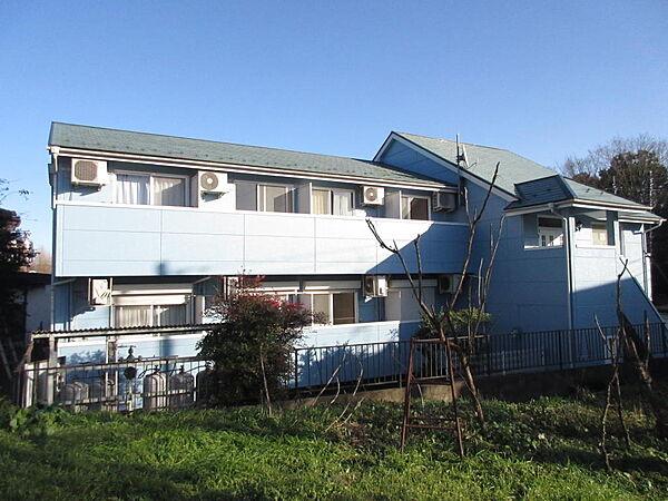 コーポ青木[102号室号室]の外観