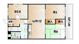 飯野ビル[3階]の間取り