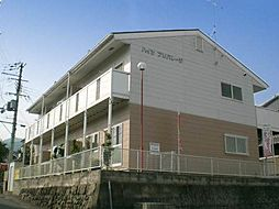 和歌山県橋本市橋谷の賃貸マンションの外観