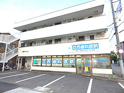 富田マンション[301号室]の外観