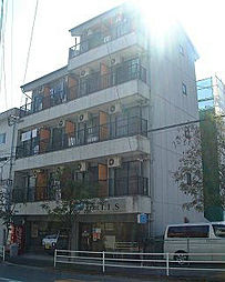 ピアマンションII[302号室]の外観