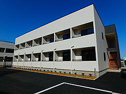 埼玉県北本市宮内1丁目の賃貸アパートの外観