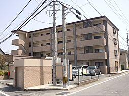 福岡県筑紫野市杉塚2丁目の賃貸マンションの外観