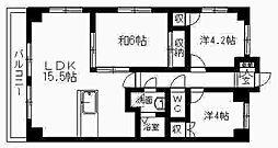 稲元ビル東伊場[10階]の間取り