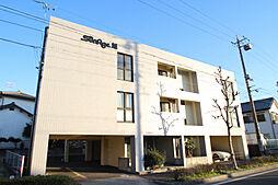 愛知県尾張旭市東大道町曽我廻間の賃貸マンションの外観