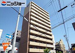 プレサンス名古屋駅前プラチナム[2階]の外観