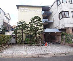 京都府京都市右京区太秦中筋町の賃貸マンションの外観