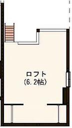 ピースフル姫島[101号室]の間取り