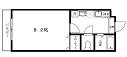 リビングVIII[4階]の間取り