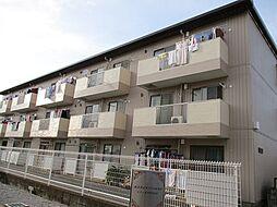 ハイトーンドマンション[202号室]の外観