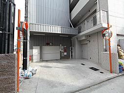 CASSIA大曽根の敷地内機械式駐車場