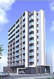 プレミアムコート新栄[4階]の外観