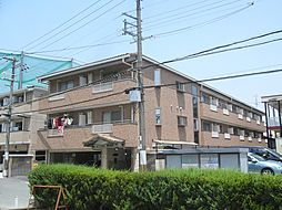 パレス・高井田 205号室[2階]の外観