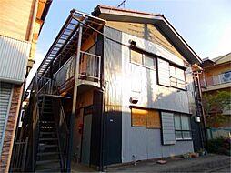 小川コーポ[2階]の外観