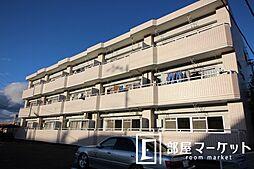 愛知県豊田市宮上町5丁目の賃貸マンションの外観
