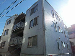 東京都府中市清水が丘2丁目の賃貸マンションの外観