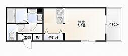 グランパシフィック難波元町[4階]の外観