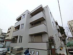 千葉県千葉市中央区祐光1丁目の賃貸アパートの外観