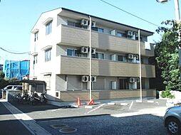 埼玉県さいたま市大宮区桜木町4の賃貸アパートの外観