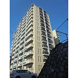 静岡県浜松市中区高町の賃貸マンションの外観