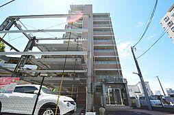 愛知県名古屋市中村区畑江通6の賃貸マンションの外観