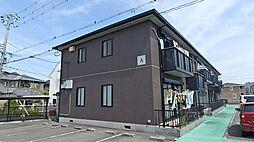 ディアス上ノ茶屋A[203号室]の外観