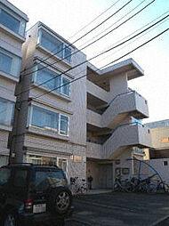 ビッグバーンズマンション北郷III D棟[1階]の外観