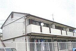 シティハイムアカツキ[1階]の外観