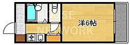 メゾンプリマベーラ[103号室号室]の間取り