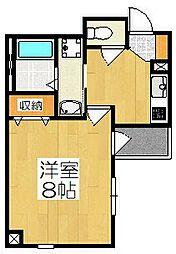 仮称)南区東九条西明田町マンション[503号室]の間取り