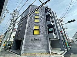 JR東海道・山陽本線 東淀川駅 徒歩8分の賃貸マンション