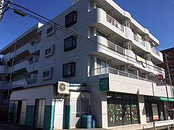神奈川県川崎市高津区坂戸1丁目の賃貸マンションの外観