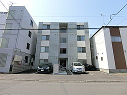 コアハート本郷通[2階]の外観
