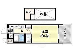 肥後橋駅 5.5万円