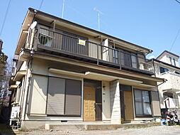 [テラスハウス] 神奈川県大和市南林間6丁目 の賃貸【/】の外観